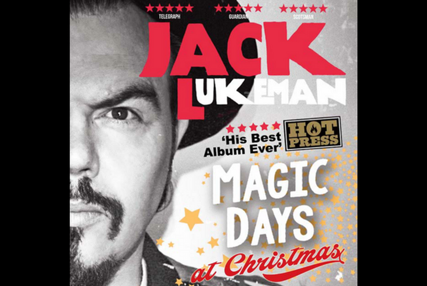 Jack L 'Magic Days' at Christmas  at Belvedere House