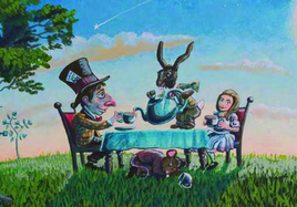Alice's Adventure in Wonderland with Chapterhouse Theatre Company