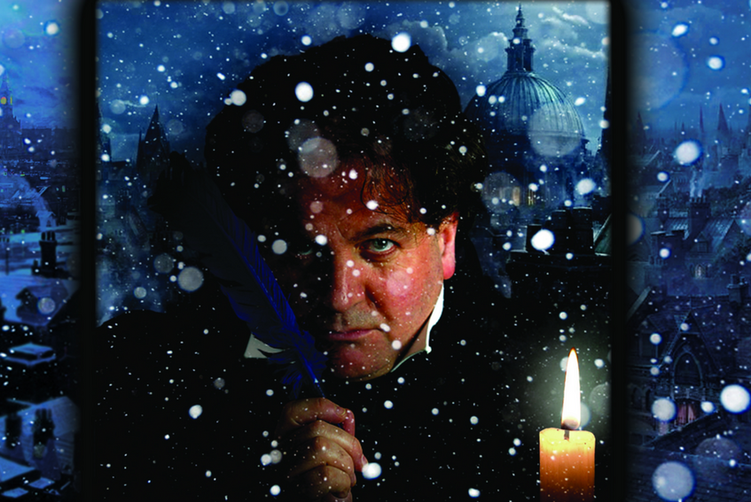 Chapterhouse Theatre Company presents A Christmas Carol.  THIS WILL BOOK OUT!