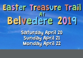 Easter Treasure Trail at Belvedere 2019 (Tickets ONLINE from March 1)